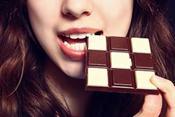 チョコレートが子宮や卵巣の老化予防に役立つって本当?