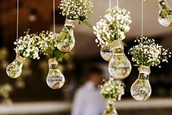 希望の花を飾ろう