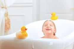 半身浴は夏にこそおすすめ! もちろん男性にも効果があります