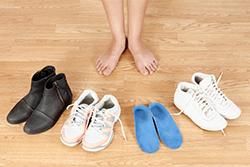 生理痛対策に「外反母趾」から改善を考えてみよう